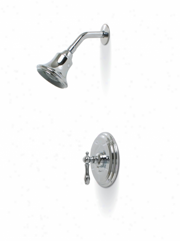 Premier 120637 Charlestown Single-handle Shower Faucet, Chrkme