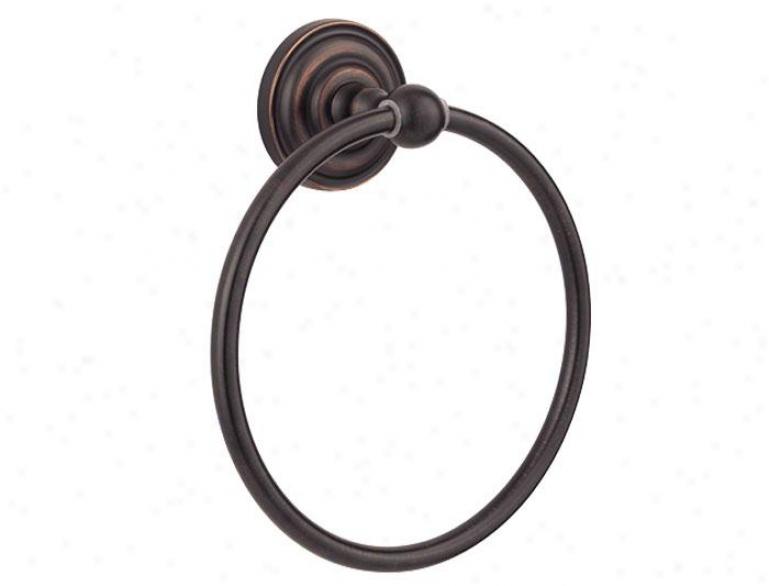Price Pfister Brb-r0yy Redmond Towel Ring, Tuscan Bronze
