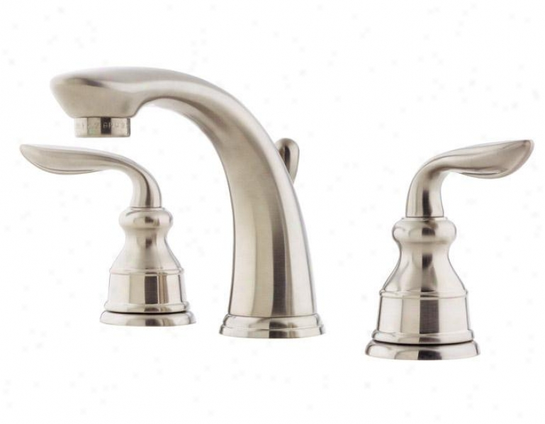 Signature Hardware Victorian Widespread Bathroom Faucet: Kingston Brass KS267PB Victorian Deck Mount Leg Tub Filler