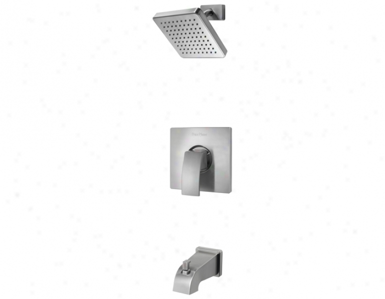 Price Pfister R89-8dfk One Handle Tub And Shower Faucet Rebuke Kit, Brushed Nickel