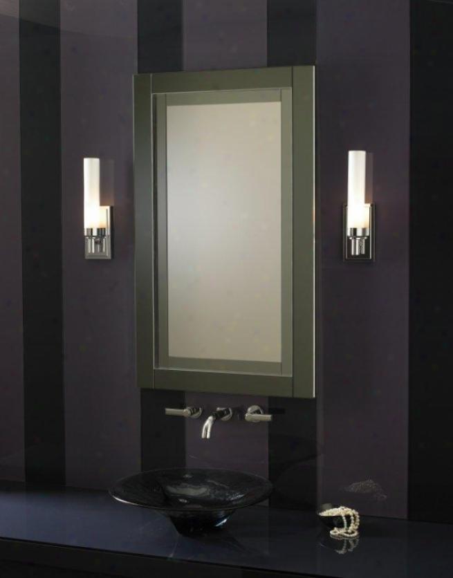 Robern Mp20d4cdn Candre Cabinet 19-1/4w X 39-3/8h  (mp20d4cdgn)