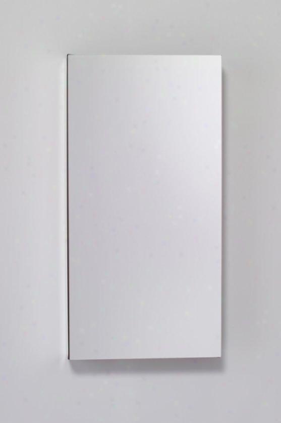 Kohler k 13430 bn coralais 18 towel bar vibrant brushed for Flat bathroom mirror