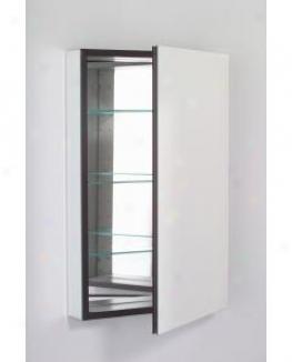 Robern Mt20d6fprl Flat Plain Mirror Cabinet