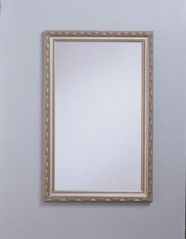 Robern Plwm2430ls Laurel Framed Wall Mirror, 23-1/4w X 30hh (plwm2430ls)