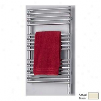 Runtal Neptune Ntr-3320-9001 Hydronic Towel Radiator 33h X 20w Cream White