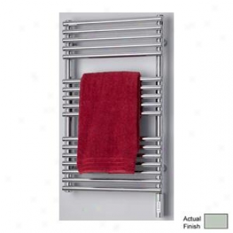 Runtal Neorune Ntreg-3320-9018 Electric Towel Radiator Plug-in 33h X 20w Glacier Grey