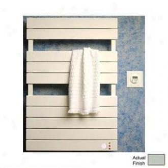 Runtal Omnipanel Tw15d-24-9018 Electric Towel Warmer Regulate Wire 44h X 24w Galcier Grey