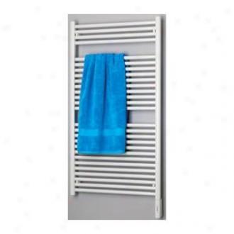 Runtal Radia Rtr-4630-9010r Hydronic Towel Radiator 46h X 30w Runtal White
