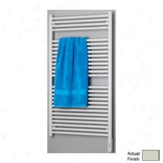 Runtal Radia Rtreg-2924-9002 Electrc Towel Radiator Plug-in 29h X 24w Grey White