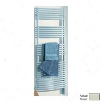 Runtal Solea Stred-5420-9002 Electric Towel Radiator Direct Wire 54h X 20w Grey White