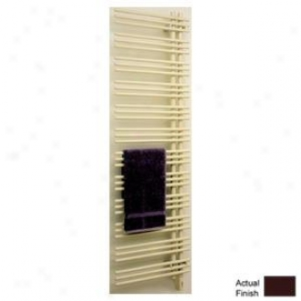 Runtal Versus Vtr-5223-3005 Hydronic Towel Radiator 52h X 23w Wine Red