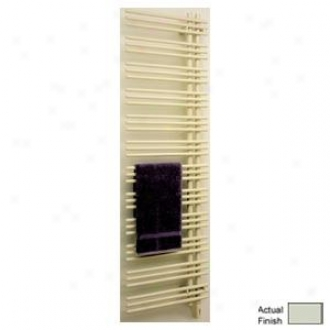 Runtal Versus Vtrerd-6923-9002 Marked by ~ity Towel Radiator Direct Wire Right Hand 69h X 23w Grey White