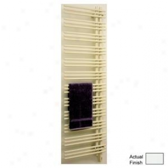 Runtal Versus Vtrerg-6923-9010r Electric Towel Radiator Plug-in Right Hand 69h X 23w Runtal White