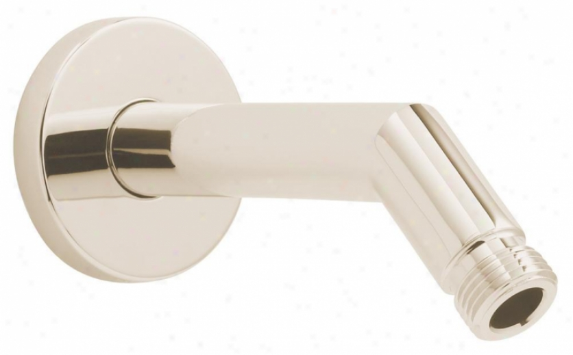 Spezkman S-2540-pn Neo 7 Shower Arm And Flange, Polished Nickel