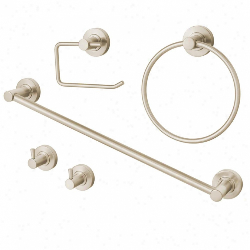 Speeakman Sa-1000-bn Neo Bath Accessories, Brushed Nickel