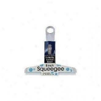 Spectrum Diversified 59250 8 Shower Squeegee With Hook
