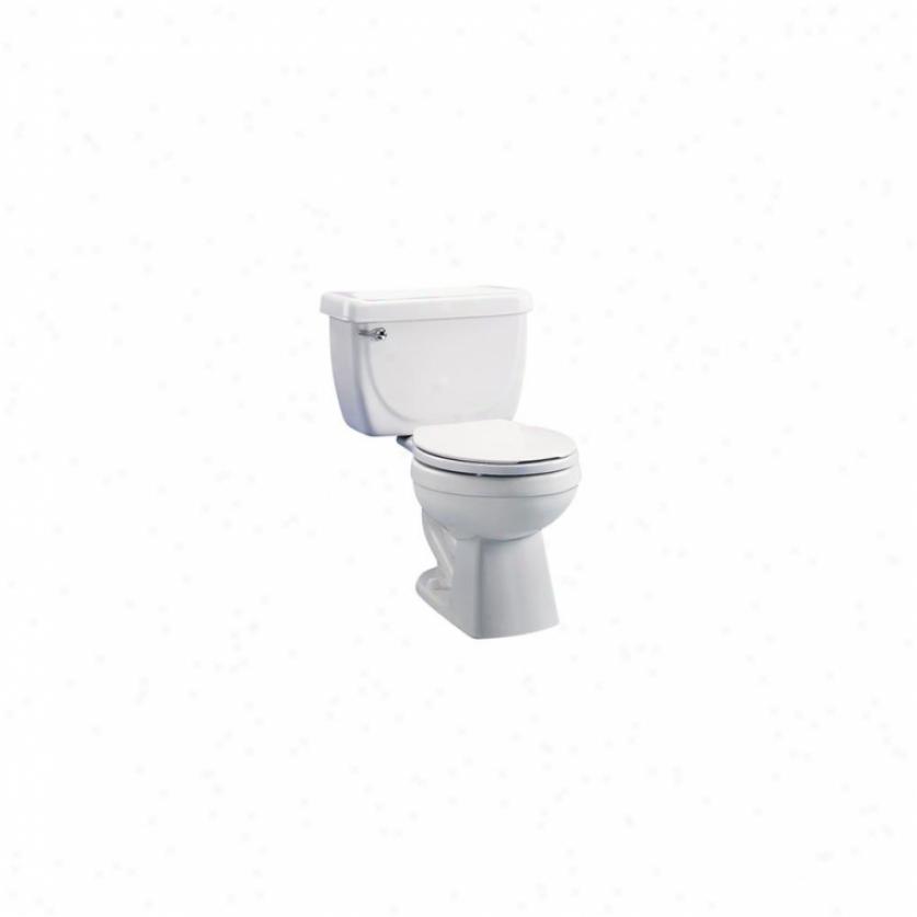 St. Thomas Creations 6201.014.01 Marathon Toilet Tank Only, White