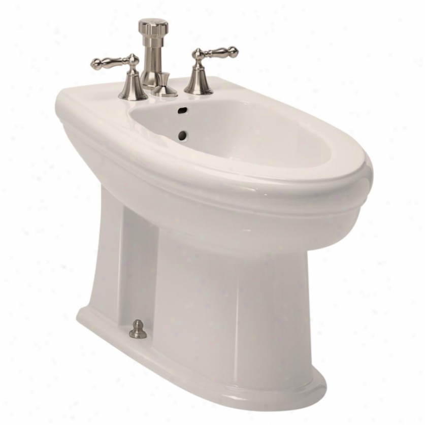 St. Thomas Creations 7131.003.06 Celebration Bidet, Balsa