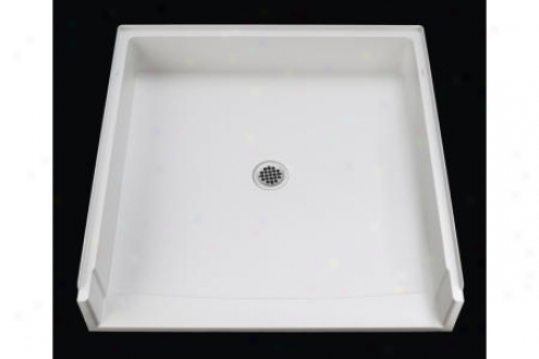 Sterling 62051100-0 Ada Shower Receptor Only Alcove 39-3/8 X 39-/18 White