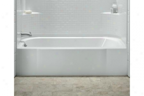 Sterling 71141122 47 Accord Tile Afd Bath Tub Only W Above
