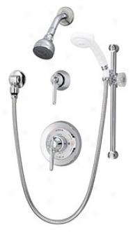 Symmons 96-500-b30-l-v Temptrol Shower System