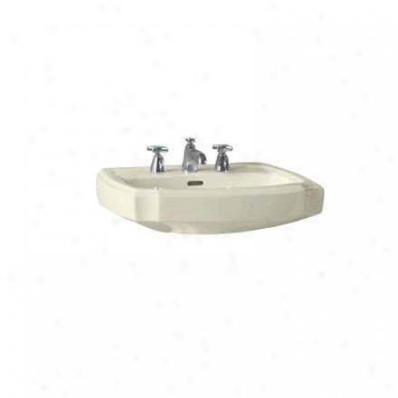 Toto Guinevere Lt972.403 Lavatory With 4 Inch Centers, Bone