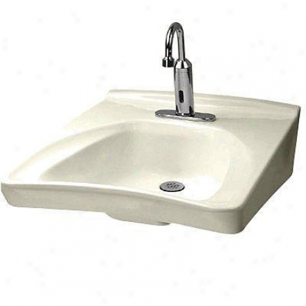 Toto Lt3088.1103 Wall Mount Wheelchair User Lavatory With 11 Inch Centers, Bone
