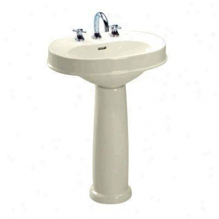 Toto Mercer Lt750.8.03 Lavatory Only - 8 Inch Centers, Bone