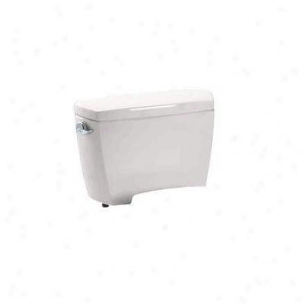 Toto St706b11 Coleniel Carusoe Toilet Tank - Bolt Down Lid, White