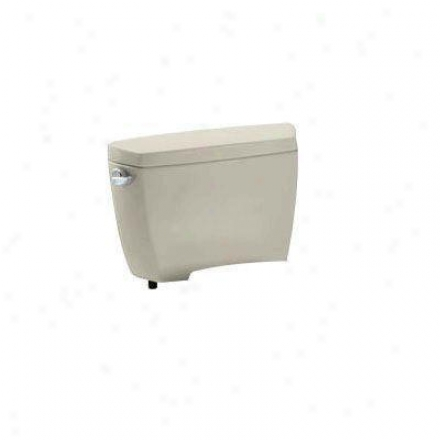 Toto St743sdb03 Drake Toilet Tank - Insulated Tank And Bolt Down Lid, Bone