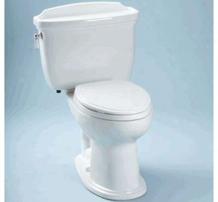 Toto Toilets St753s 01 Dartmouth Toilet Tank, Cotton