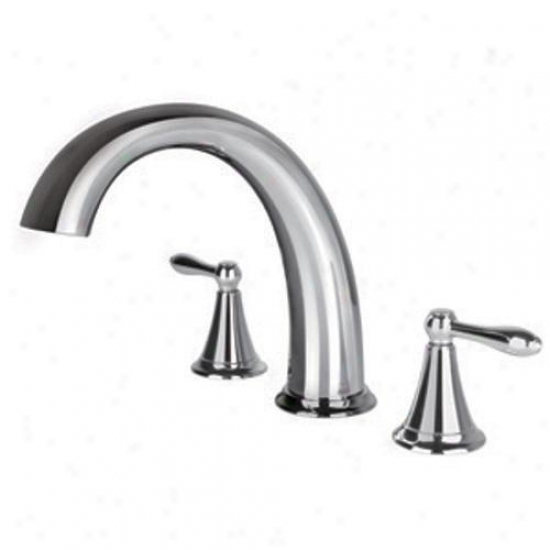 Ultra Faucets Uf65205 Roman Tub Faucet, Oil Rubbed Bronze