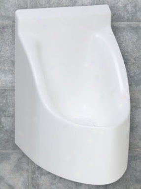 Waterless #2902 Del Casa No-flush Urinal