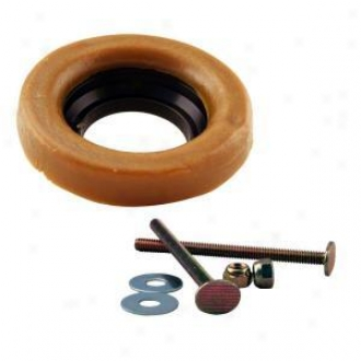 Westbrass D6033-40 Toilet Bowl Wax Ring