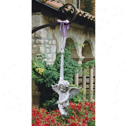 Angelic Act Hanging Sculpture: Large