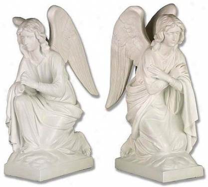 Angels Of Alghero Religious Statues