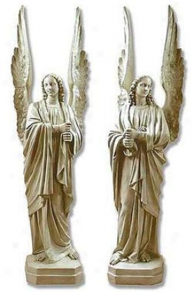 Angels Of Verona Religious Statues