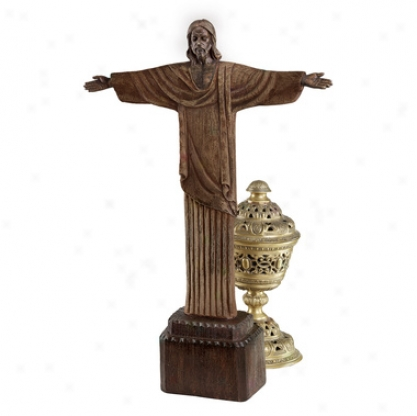 Escutcheon Of Christ Sculpture