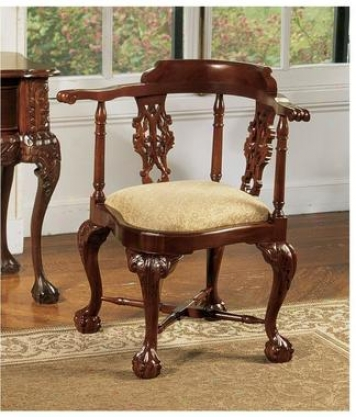 Chippendale Part Chair