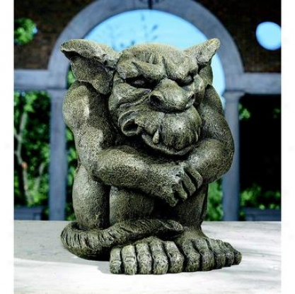 De5est The Rest Gargoyle Statue
