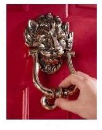 Door Knocker From No. 10 Downing Street