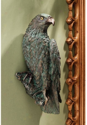 Eagles Majesty Wall Sculpture