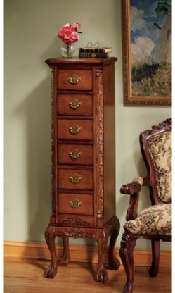English Chippendale Tallboy