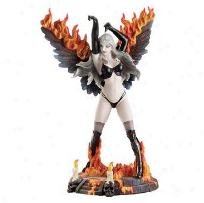 Love, Gothic Temptress Of The Underworld Statue