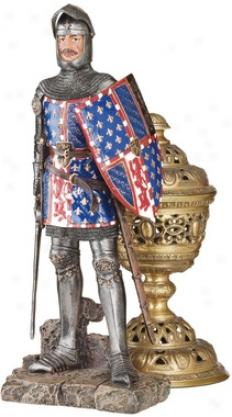 Fourteenth Century Crusader Knight