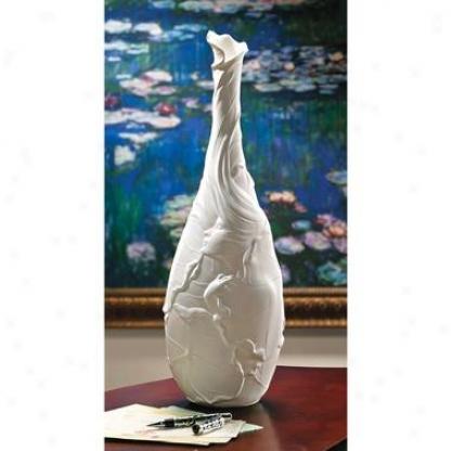 """""""""""""""agll Flower Maiden"""""""" Art Nouveau Vase"""""""