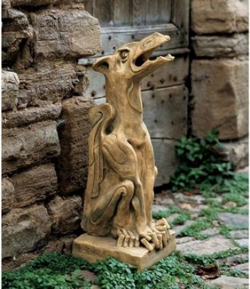 Giant Cross-toed Dragon Rain Spout: Functional Spout
