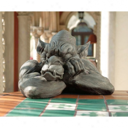 Goliath The Gargoyle Sculpture