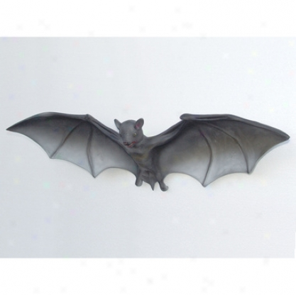 Gothic Vampire Bat Hanging Sculpture