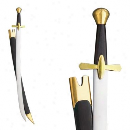 Hungarian Saber Sword: Unsharpened